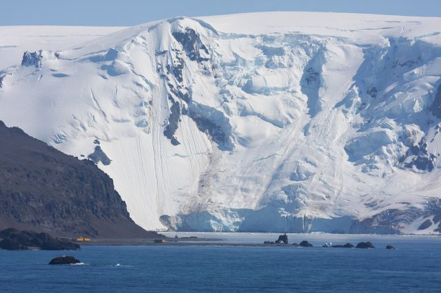 Zdj�cia: South Shetland Islands, South Shetland Islands, Polska Stacja Arctowskiego, ANTARKTYDA