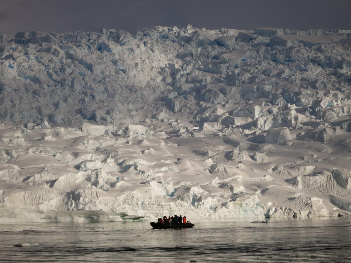 Zdjęcia: Paradise Bay - lodowiec Petzval, Paradise Bay - lodowiec Petzval, Paradise Bay , ANTARKTYDA