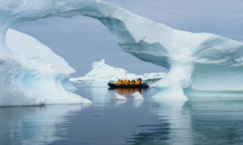 ANTARKTYDA / Antarctic Peninsula / P�wysep antarktyczny / Antarktyda