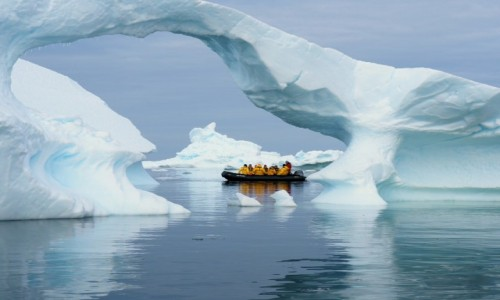 ANTARKTYDA / Antarctic Peninsula / Półwysep antarktyczny / Antarktyda