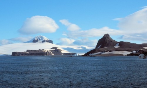 Zdjęcie ANTARKTYDA / Szetlandy Południowe / Antarkty / Antarktyda