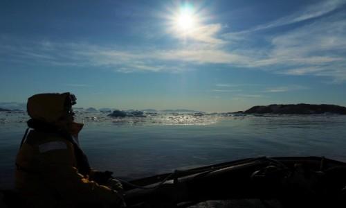 Zdjęcie ANTARKTYDA / Antarctic Peninsula / Antarktyda / Wypatrywanie lodu