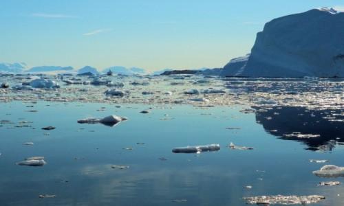 Zdjecie ANTARKTYDA / Antarctic Peninsula / Antarktyda / Zimne morze