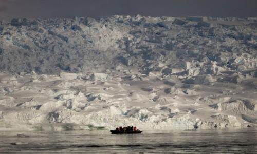 Zdjęcie ANTARKTYDA / Paradise Bay - lodowiec Petzval / Paradise Bay - lodowiec Petzval / Paradise Bay