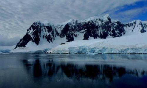 Zdjęcie ANTARKTYDA / Antarktyda / Numayer Chanel / reflections