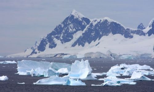 Zdjęcie ANTARKTYDA / antarktyda / gerlache strait / gerlache strait