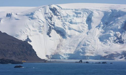 Zdjęcie ANTARKTYDA / South Shetland Islands / South Shetland Islands / Polska Stacja Arctowskiego
