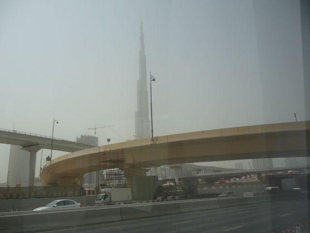 Zdjęcia: Zjednoczone Emiraty Arabskie, Dubaj  , Najwyższy budynek Świata, ARABIA SAUDYJSKA