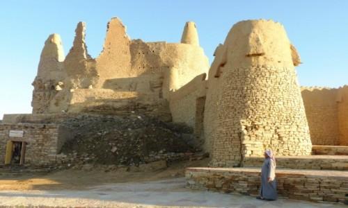 Zdjecie ARABIA SAUDYJSKA / Al Jauf / Daumat al Jandal / Fort
