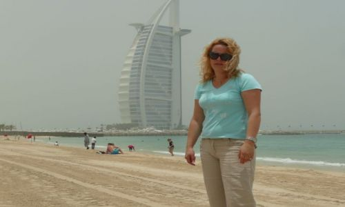 Zdjęcie ARABIA SAUDYJSKA / - / plaża miejska / Emiraty Arabskie