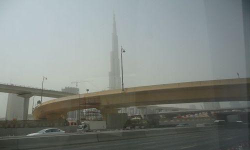 Zdjęcie ARABIA SAUDYJSKA / Dubaj   / Zjednoczone Emiraty Arabskie / Najwyższy budynek Świata