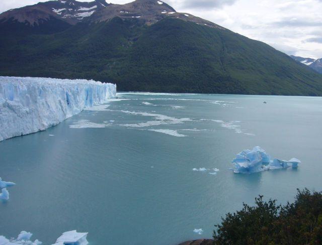 Zdj�cia: Park Narodowy Los Glaciares, Patagonia, Lodowiec Perito Moreno, ARGENTYNA