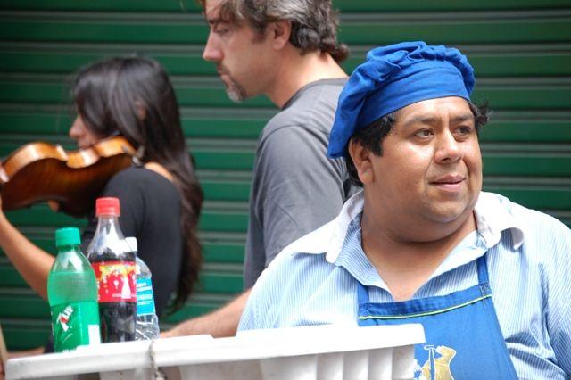 Zdjęcia: Buenos Aires, Dzielnica San Telmo, Baltazar Gabka, ARGENTYNA