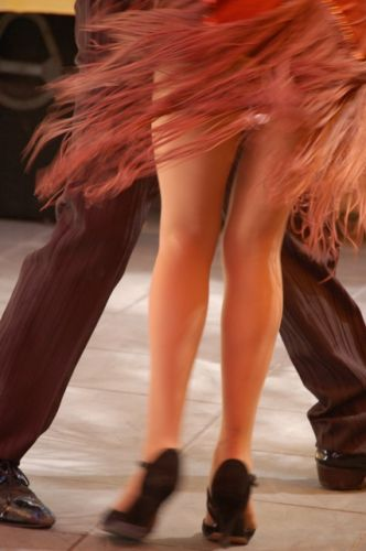 Zdjęcia: Buenos Aires, Dzielnica La Boca, Tango w La Boca, ARGENTYNA