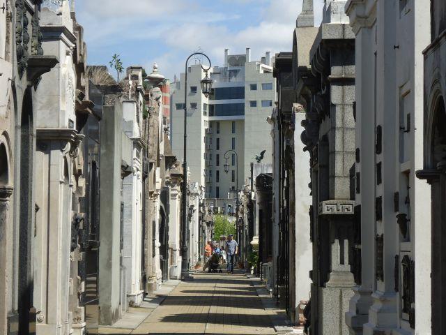 Zdjęcia: dzielnica Recoleta, Buenos Aires, Recoleta, ARGENTYNA