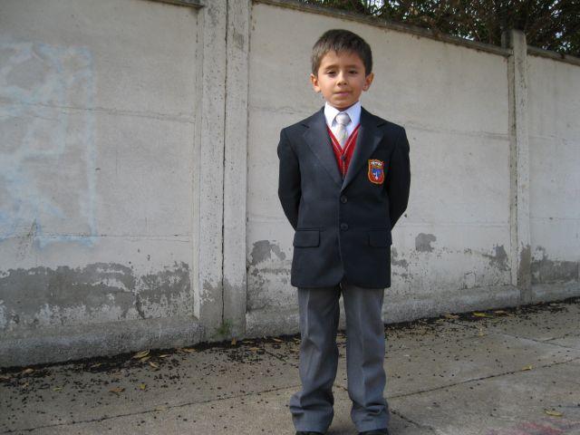 Zdjęcia: Valparaizo, Małoletni elegant, CHILE