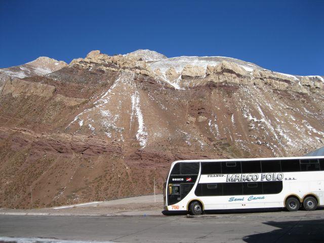 Zdjęcia: Granica Chile-Argentyna, Na granicy  Chile - Argentyna, ARGENTYNA