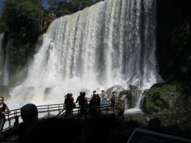 Zdjęcia: Argentyna, -Argentyna - , Wodospady Inguassu, ARGENTYNA