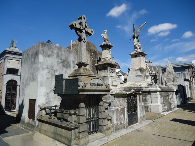 Zdjęcia: dzielnica Recoleta, Buenos Aires, Recoleta - nagrobki, ARGENTYNA