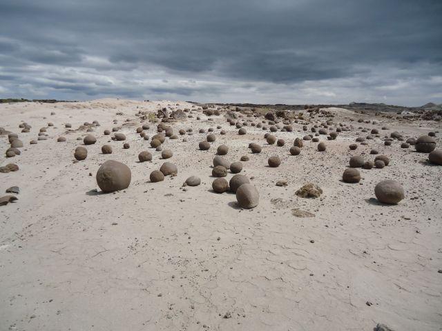 Zdjęcia: Park Narodowy Ischigualasto, San Juan, Formacje skalne, ARGENTYNA