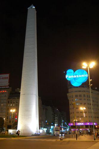 Zdjęcia: Buenos Aires, El Obelisco, ARGENTYNA