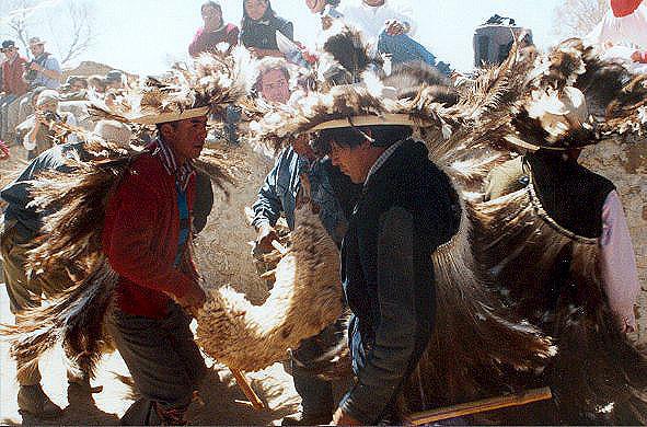 Zdjęcia: Casabindo, odpust w dniu Wniebowstapienia NMP, Puna czyli Altiplano, Magiczna Puna, ARGENTYNA