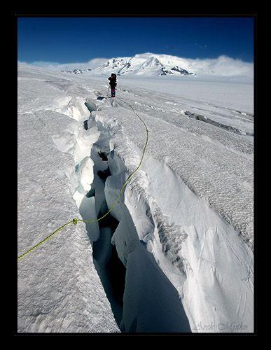 Zdjęcia: patagonia, patagonia, gdzies na lodowcu, ARGENTYNA