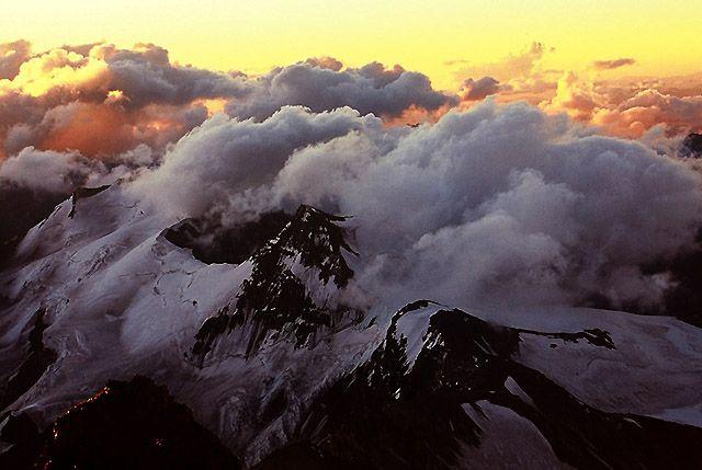 Zdjęcia: Wyprawa Aconcagua, Andy, Gdzies na 6100 m , ARGENTYNA