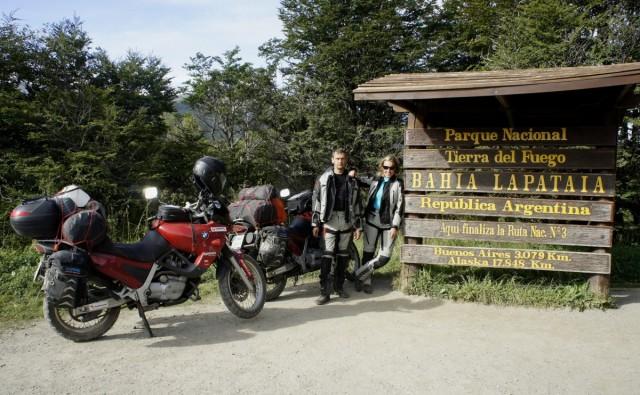 Zdjęcia: Patagonia, Ziemia Ognista, Ushuaia, ARGENTYNA