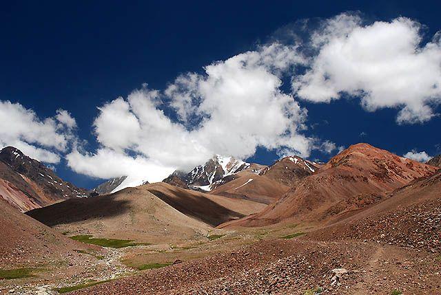 Zdjęcia: mercedario, San Juan , Andy - Mercedario 6770 m , ARGENTYNA