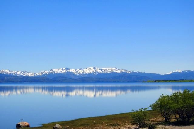 Zdjęcia: Droga nr 23, Neuquen, Jezioro Alumine 1, ARGENTYNA