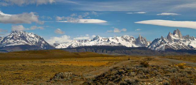 Zdjęcia: Patagonia, panorama, ARGENTYNA