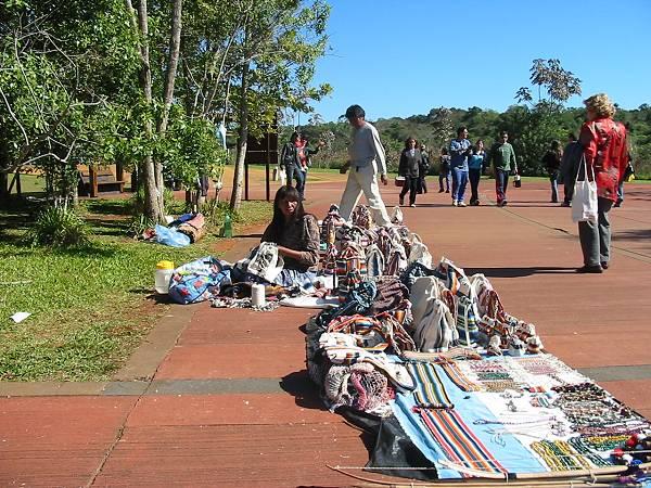 Zdjęcia: Park Narodowy Iguazu, W parku argentyńskim, ARGENTYNA