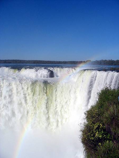 Zdjęcia: Park Narodowy Iguazu, Oko w oko z żywiołem, ARGENTYNA