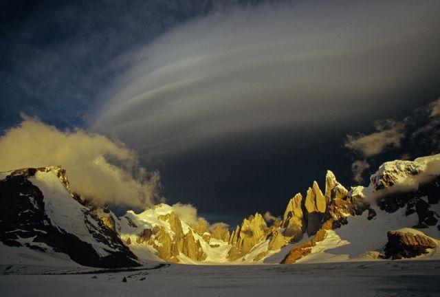Zdjęcia: Hielo Sur, Patagonia, cerro torre, ARGENTYNA