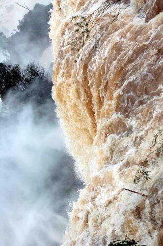 Zdjęcia: iguacu, parana, prysznic, ARGENTYNA