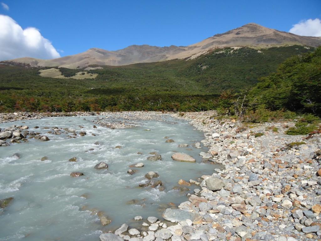 Zdjęcia: PN Los Glaciares (cz. północna), Santa Cruz (Patagonia), Patagoński krajobraz (2), ARGENTYNA