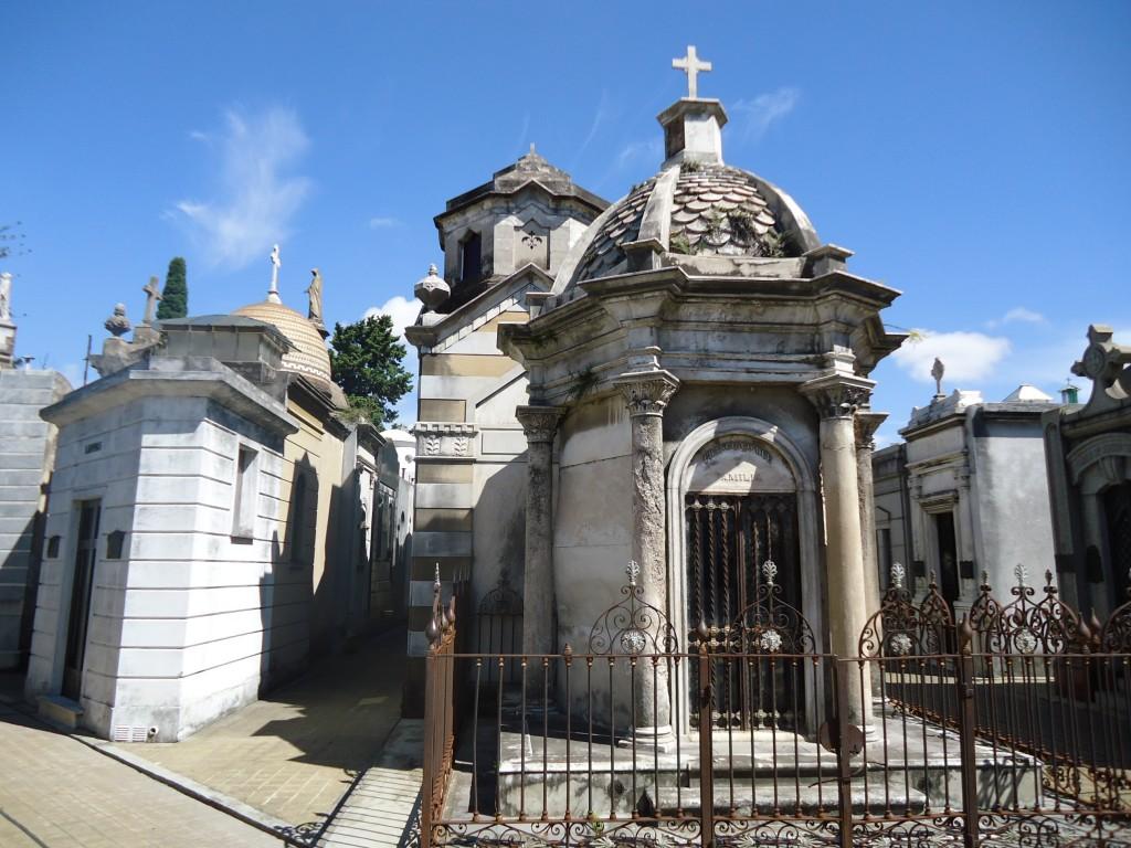 Zdjęcia: Buenos Aires, Buenos Aires, Cmentarz Recoleta, ARGENTYNA