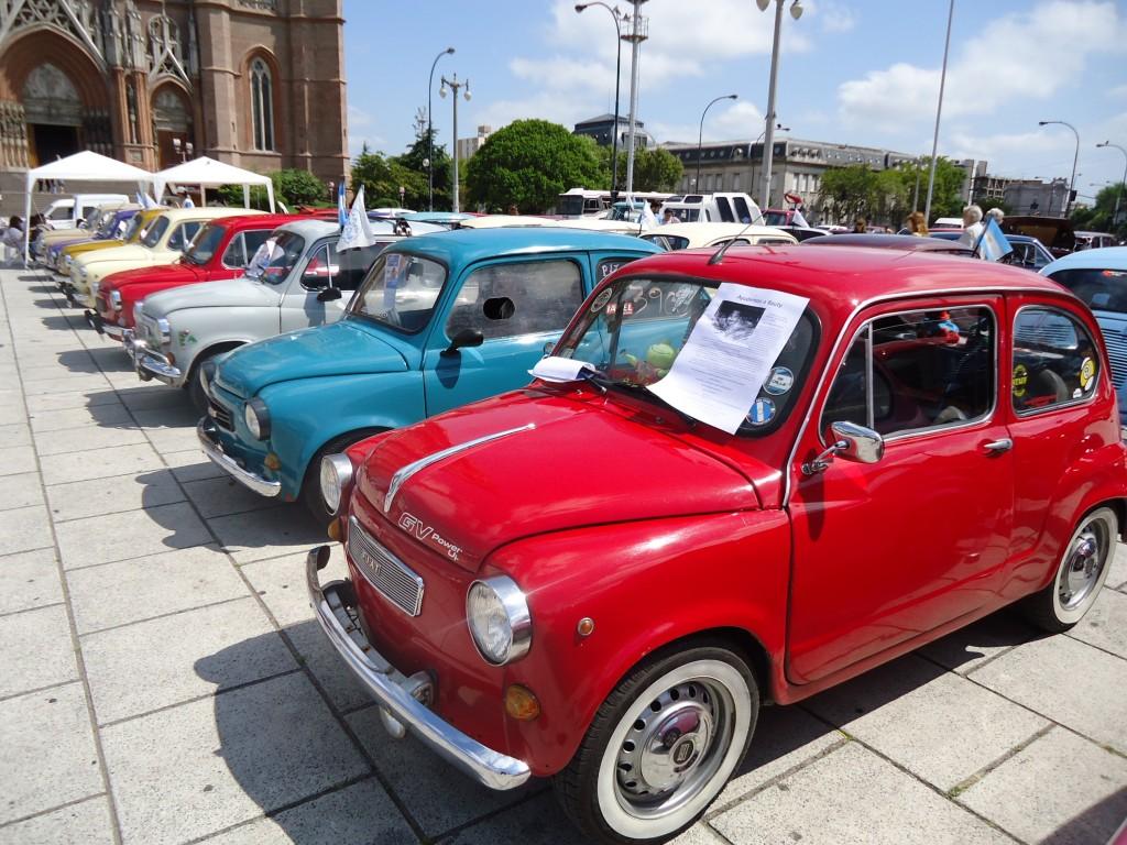 Zdjęcia: La Plata, Buenos Aires, Parada starych samochodów, ARGENTYNA