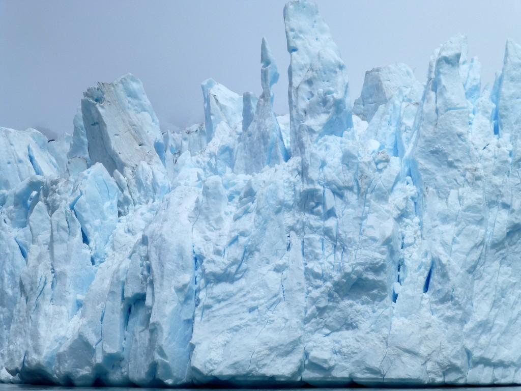 Zdjęcia: Lago Argentino, Patagonia,  lodowiec Spegazini, ARGENTYNA