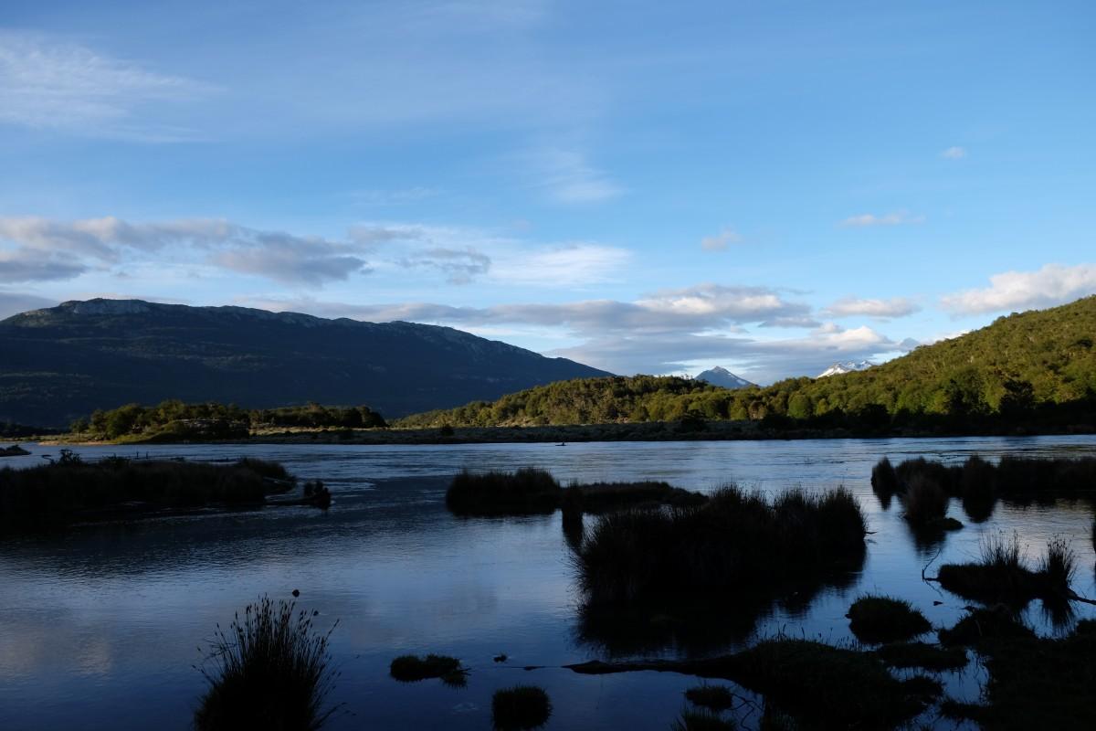 Zdjęcia: Camping Lago Roca, Tierra del Fuego, Wyjrzałem z namiotu, a tam..., ARGENTYNA