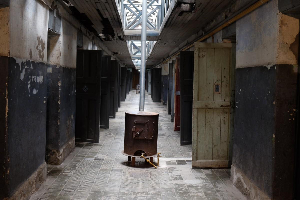 Zdjęcia: Ushuaia, Tierra del Fuego, Więzienie, ARGENTYNA