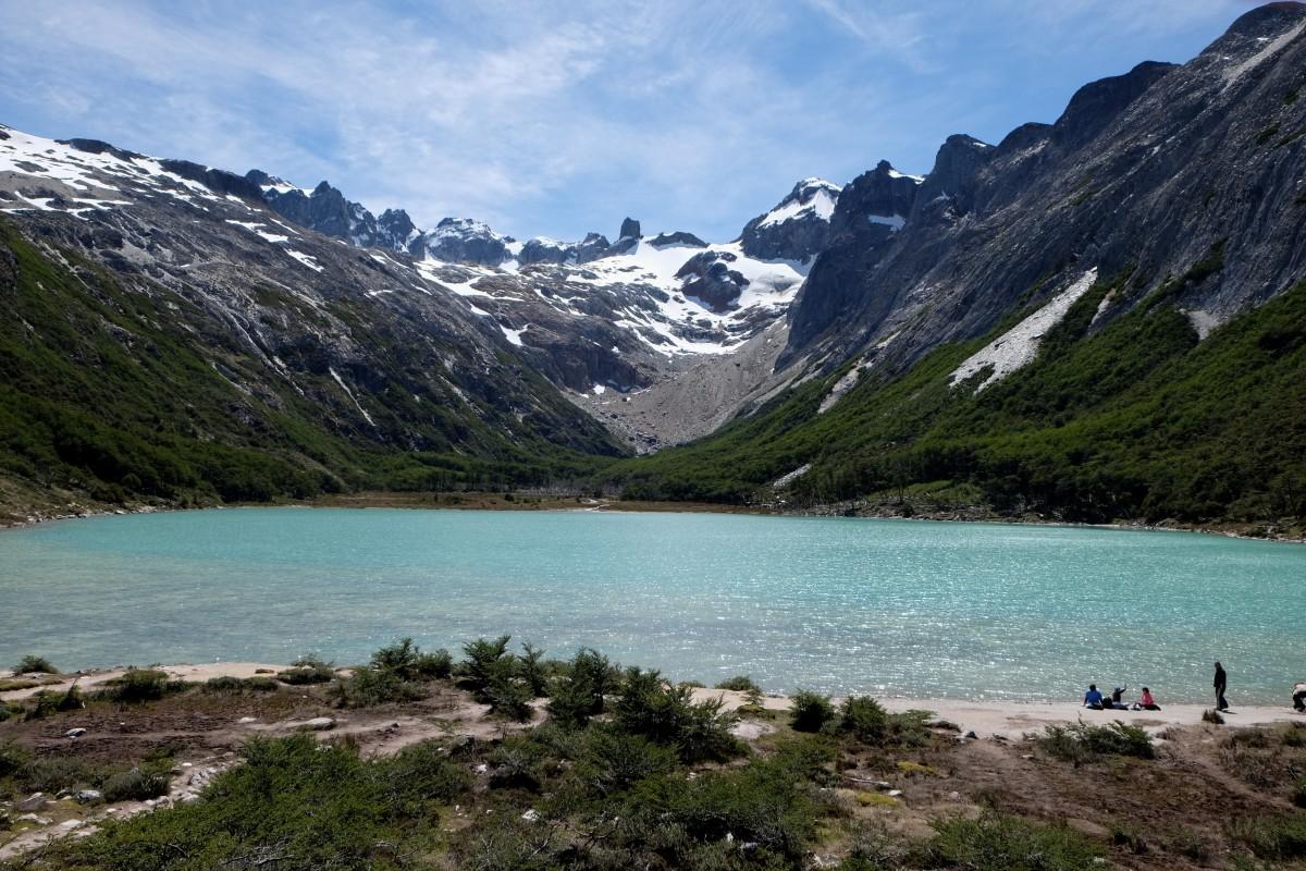 Zdjęcia: Ushuaia, Tierra del Fuego, Laguna Esmeralda, ARGENTYNA