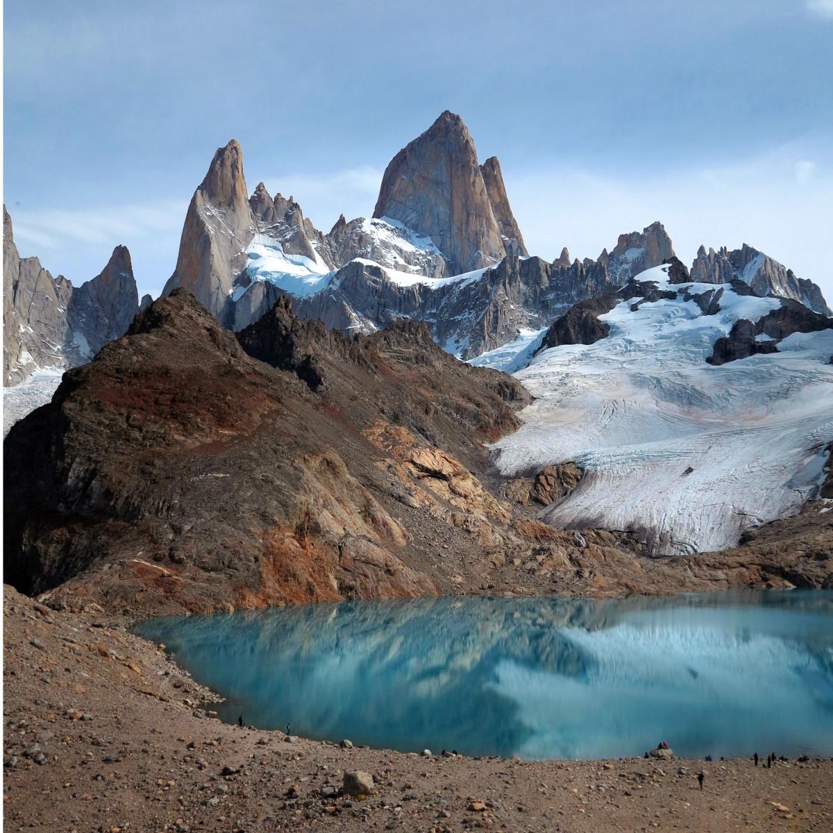 Zdjęcia: Argentyna, Fitzroy, Patagonia, Fitzroy, ARGENTYNA