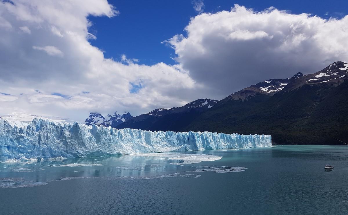 Zdjęcia: Park Narodowy Los Glaciares, Patagonia, Perito Moreno, ARGENTYNA