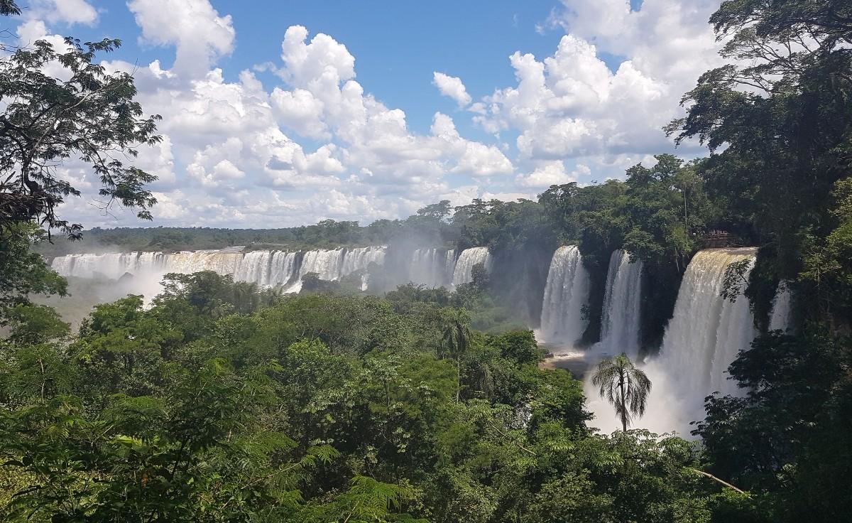 Zdjęcia: wodospady Iguazu, Misiones, Widziałam kawałek Raju, ARGENTYNA