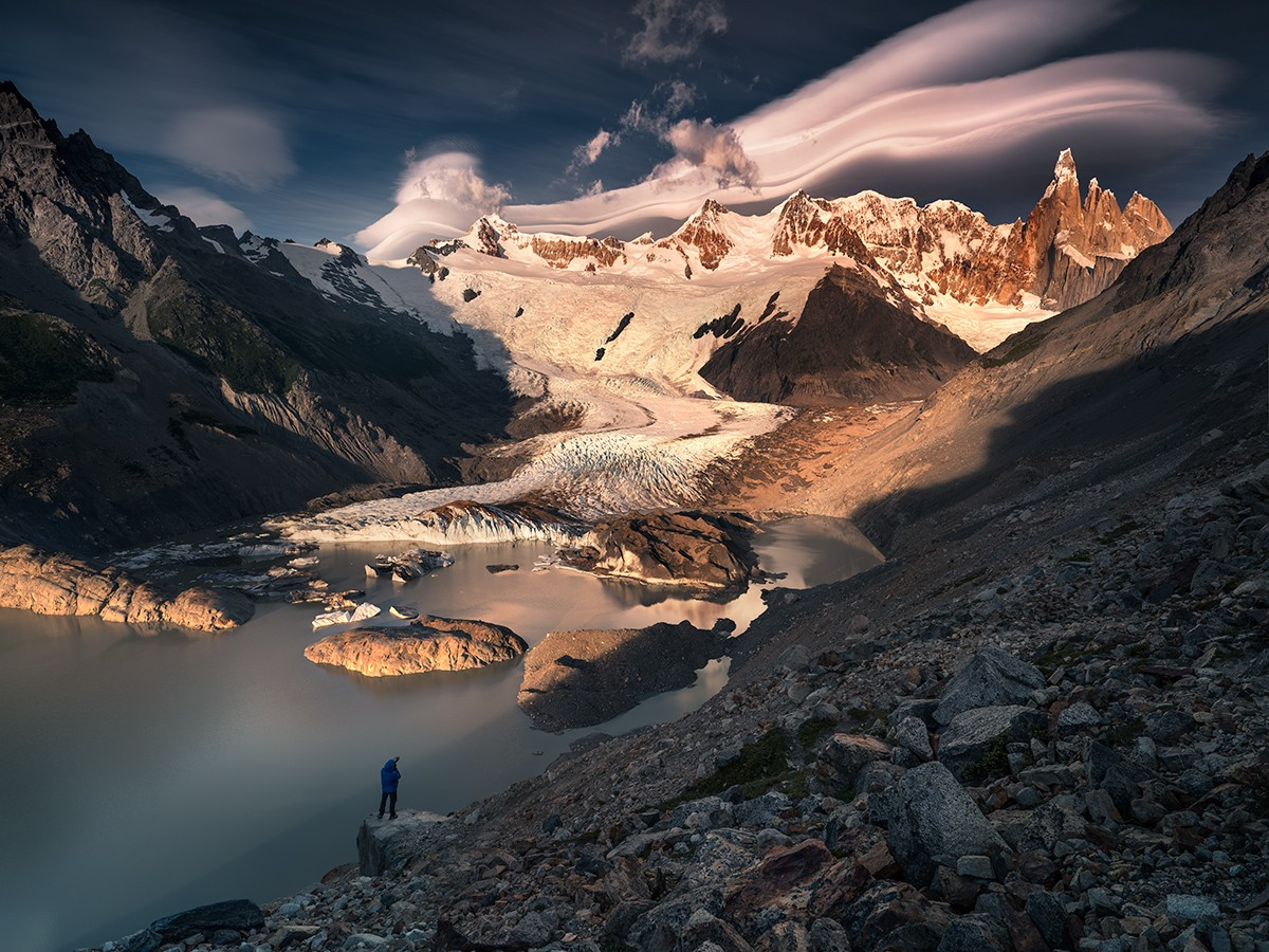 Zdjęcia: Mirador Maestrii, Patagonia, Mirador Maestrii, ARGENTYNA