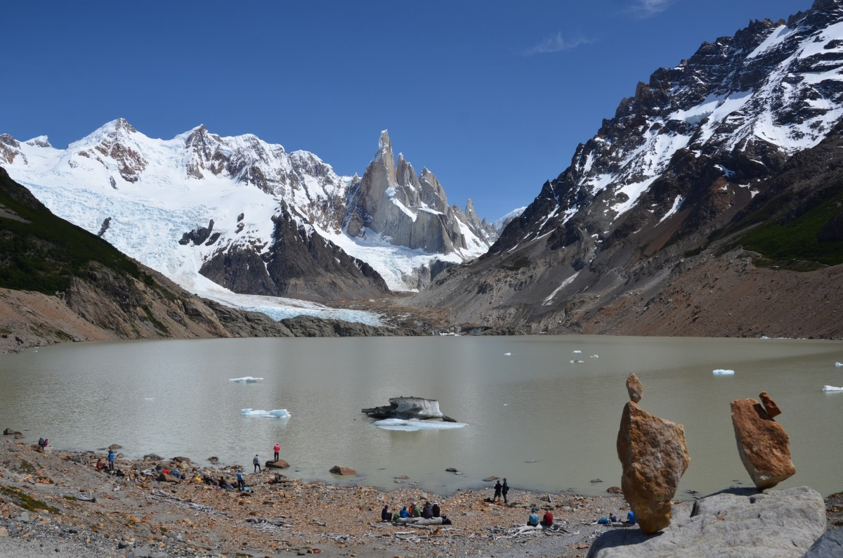Zdjęcia: Park Narodowy Los Glaciers, Patagonia, Widoczek, ARGENTYNA