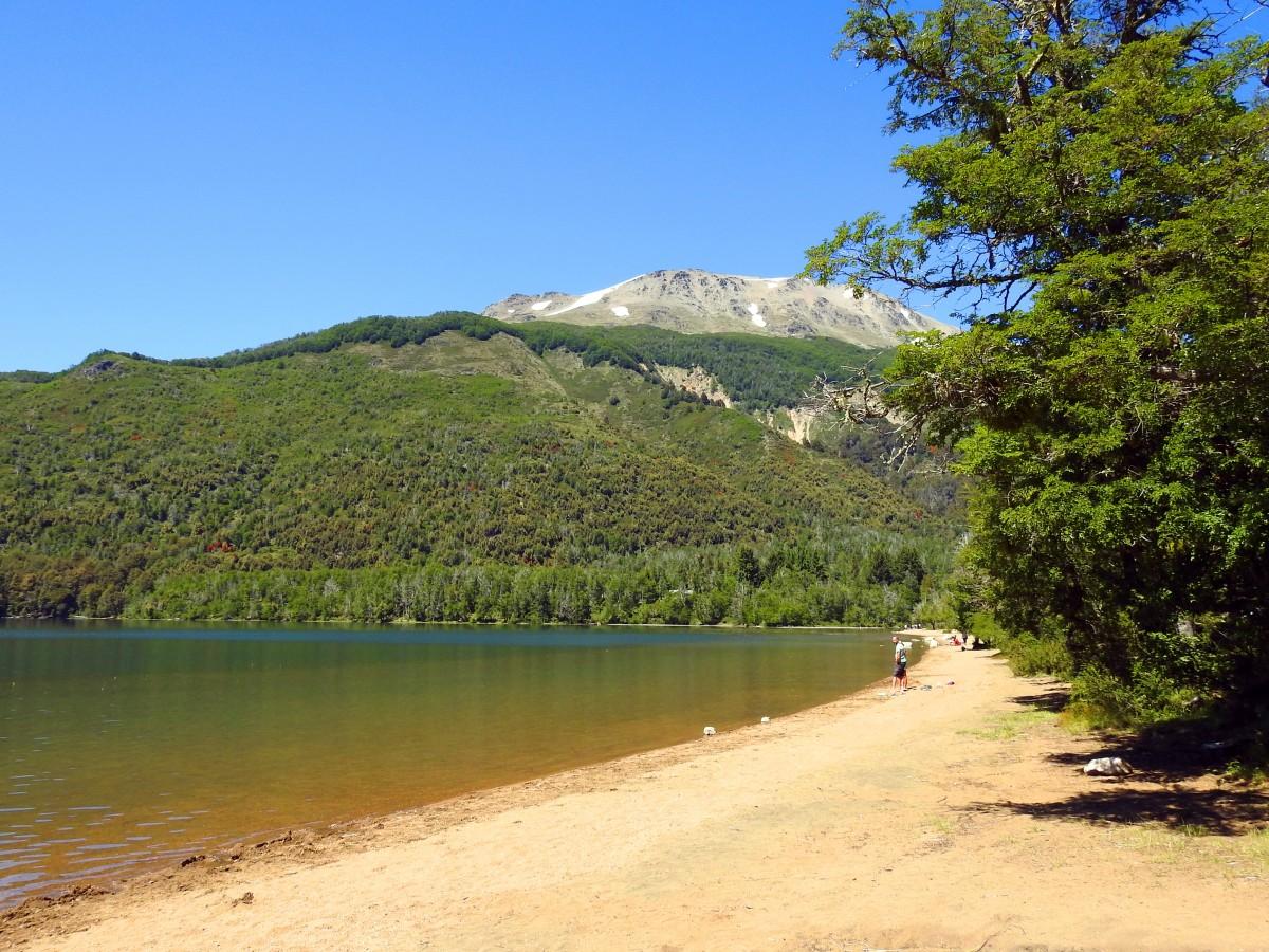 Zdjęcia: Droga nr 40, San Martin de los Andes, Jezioro Falkner, ARGENTYNA