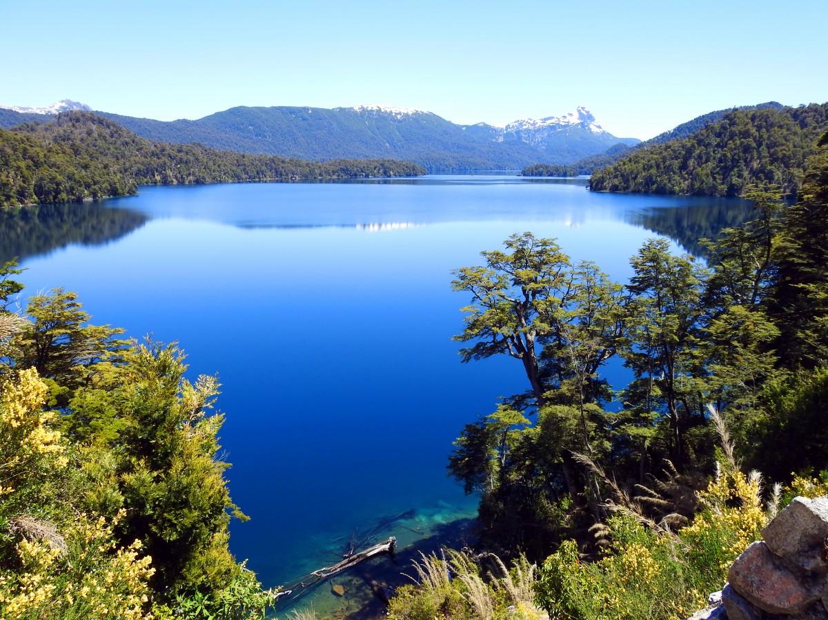 Zdjęcia: Droga nr 40, Neuquen, Jezioro Espejo, ARGENTYNA